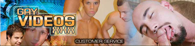 Gay Videos XXX Customer Support